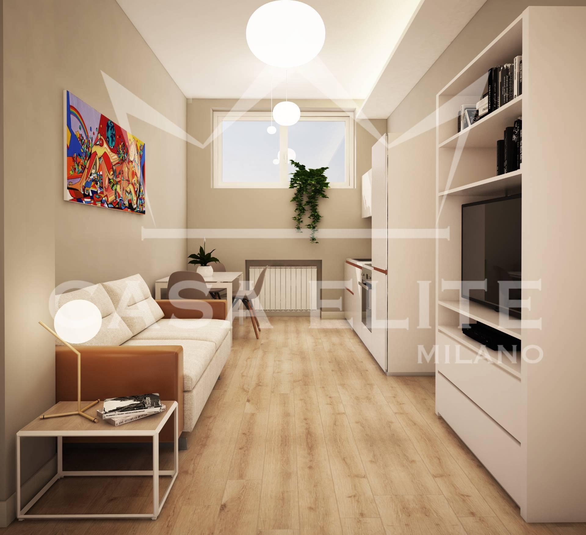 Appartamento In Vendita A Milano Cod 81