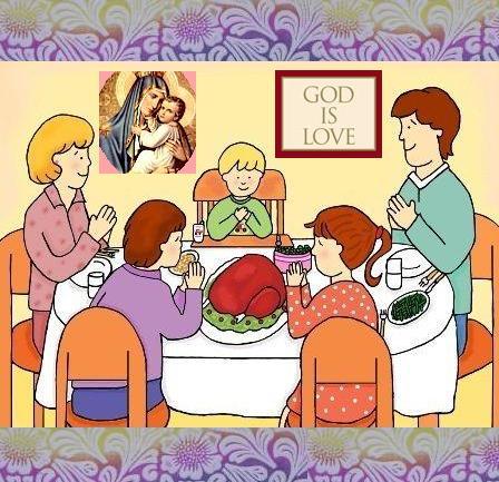 La Familia que reza unida