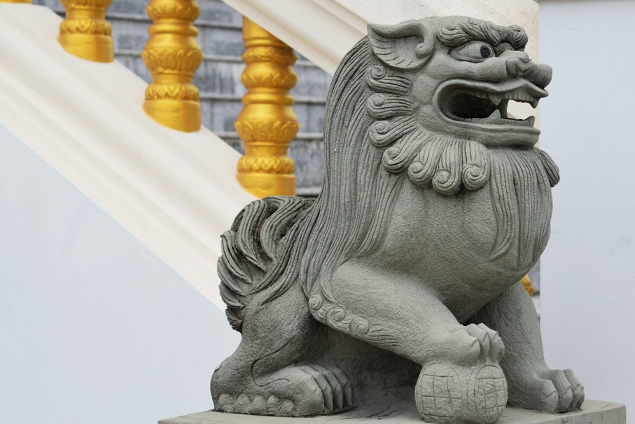 Everything You Need To Know About Chinese Guardian Lions