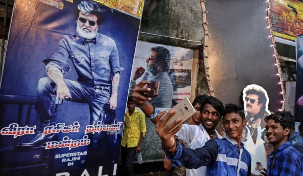 Rajinikanth: The Tamil star who has a cult following in ...