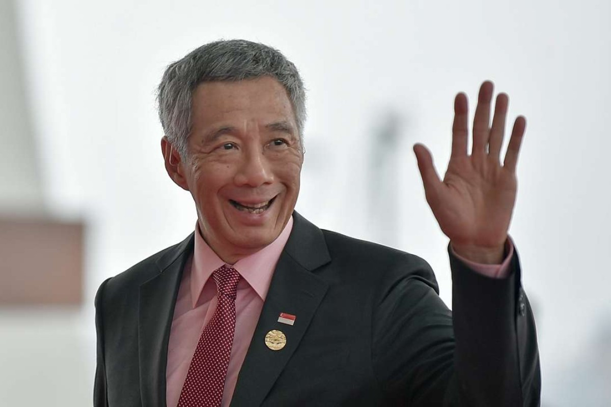Singaporean Prime Minister Lee Hsien Loong. Photo: EPA