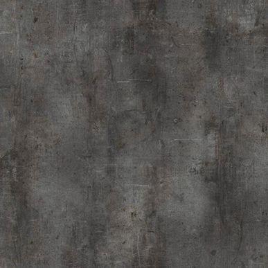 Sol Vinyle Beton Gris Fonce Coza 400 Cm Deco Kalico