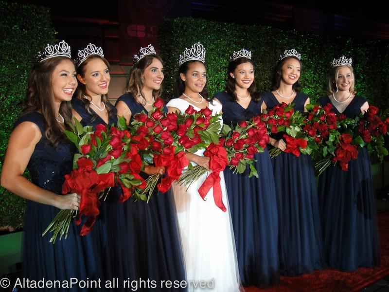2014 Parade Rose Tournament Royal Court