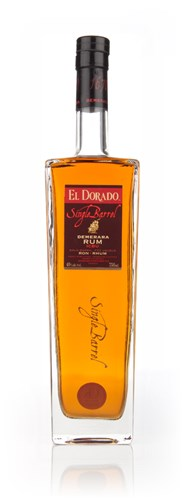 El Dorado Single Barrel Rum ICBU - Master of Malt