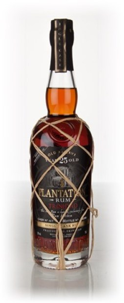 Plantation Trinidad 25 Year Old (cask 4/7), Public Transport Service Corporation