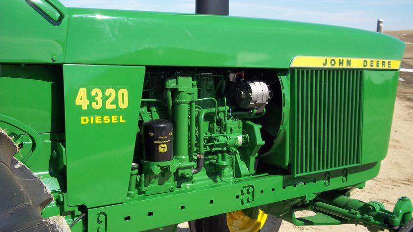 1972 John Deere 4320 | S123 | Davenport 2014