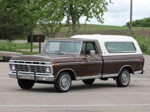 1974 Ford F100 XLT Ranger | S10 | St Paul 2012