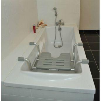 baignoire planche de bain