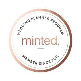 minted Wedding Planner Program - Member since 2015