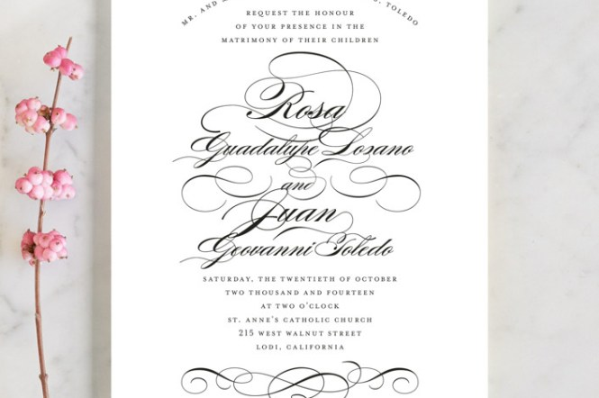 Formal Wedding Invitation Wording Samples For Your Inspiration To Create Invitations Design Look More Fantastic 2