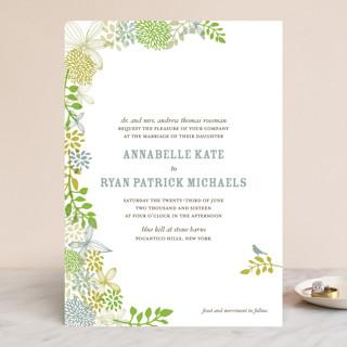 Fling Wedding Invitations