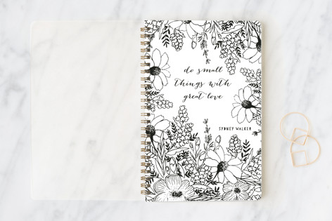 Full Bloom Day Planner, Notebook, or Address Book