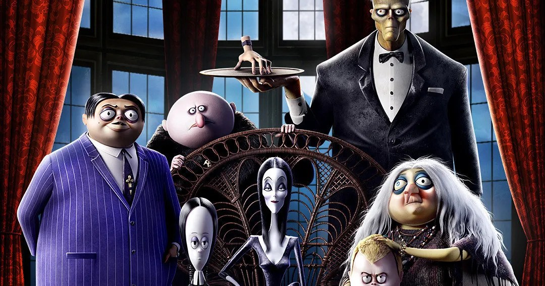 Weekend Movie Update – Oct. 11, 2019: 'Addams Family' Reunion