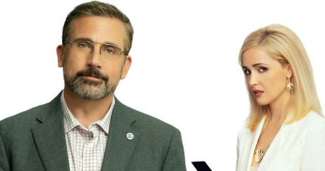 Irresistible Review: Steve Carell Can't Save Sledgehammer Satire 1