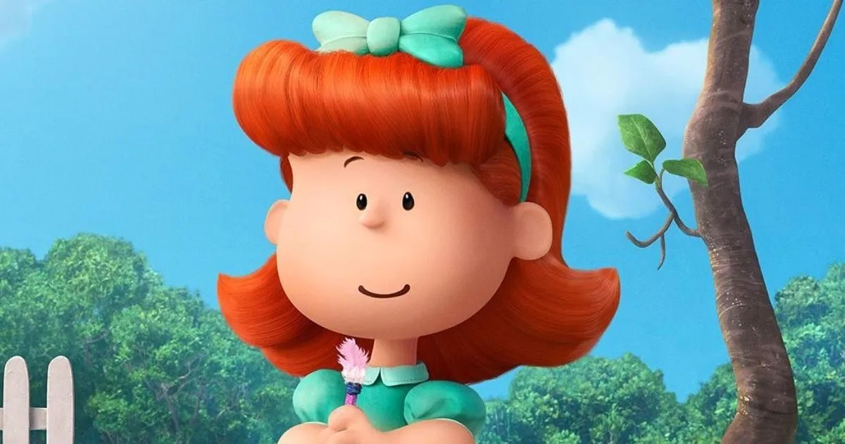 The Peanuts Movie Introduces The Little Red Haired Girl