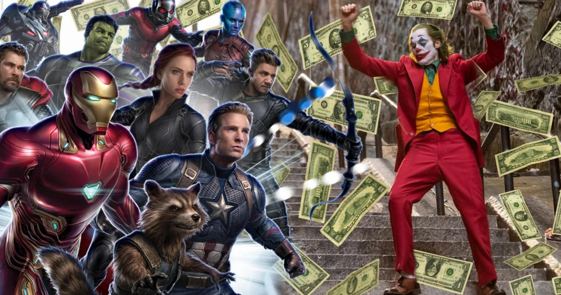 """Hasil gambar untuk Avengers: Endgame dan Joker"""""""