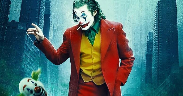 Joker is a DC Comics movie in a field by itself