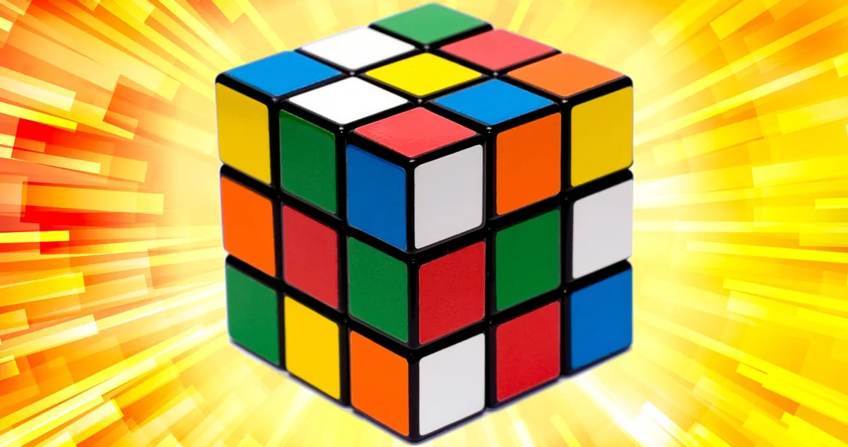 A 'Rubik's Cube' Movie and Game Show Are Happening
