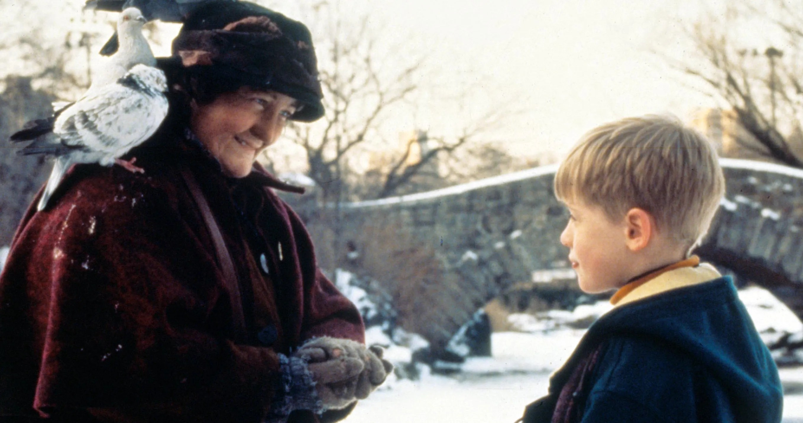 'Home Alone 2' Pigeon Lady Brenda Fricker Will Sadly Spend This Dark Christmas Alone