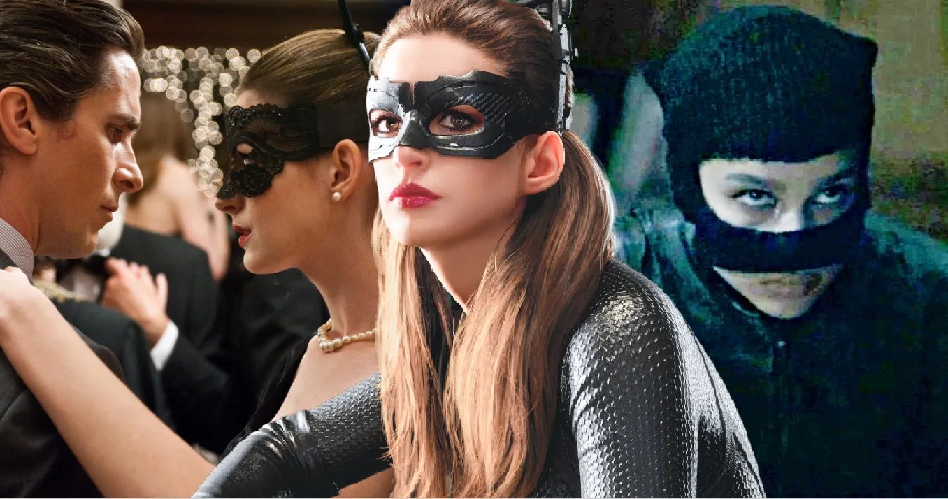 'The Batman' Star Zoe Kravitz Gets Catwoman Advice from Anne Hathaway