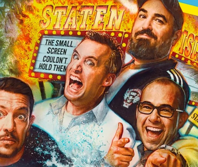 Impractical Jokers The Movie Gets An Early Digital Release On