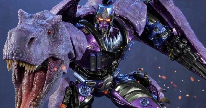 Transformers Rise Of The Beasts 90s Action Movie asiafirstnews
