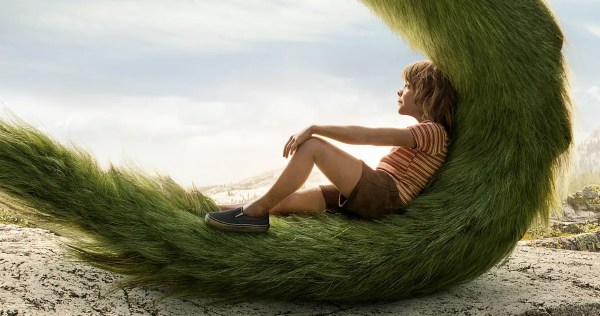 Pete's Dragon Poster Arrives, New Trailer Coming Tomorrow