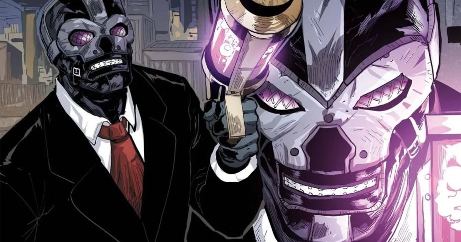 Image result for black mask villain