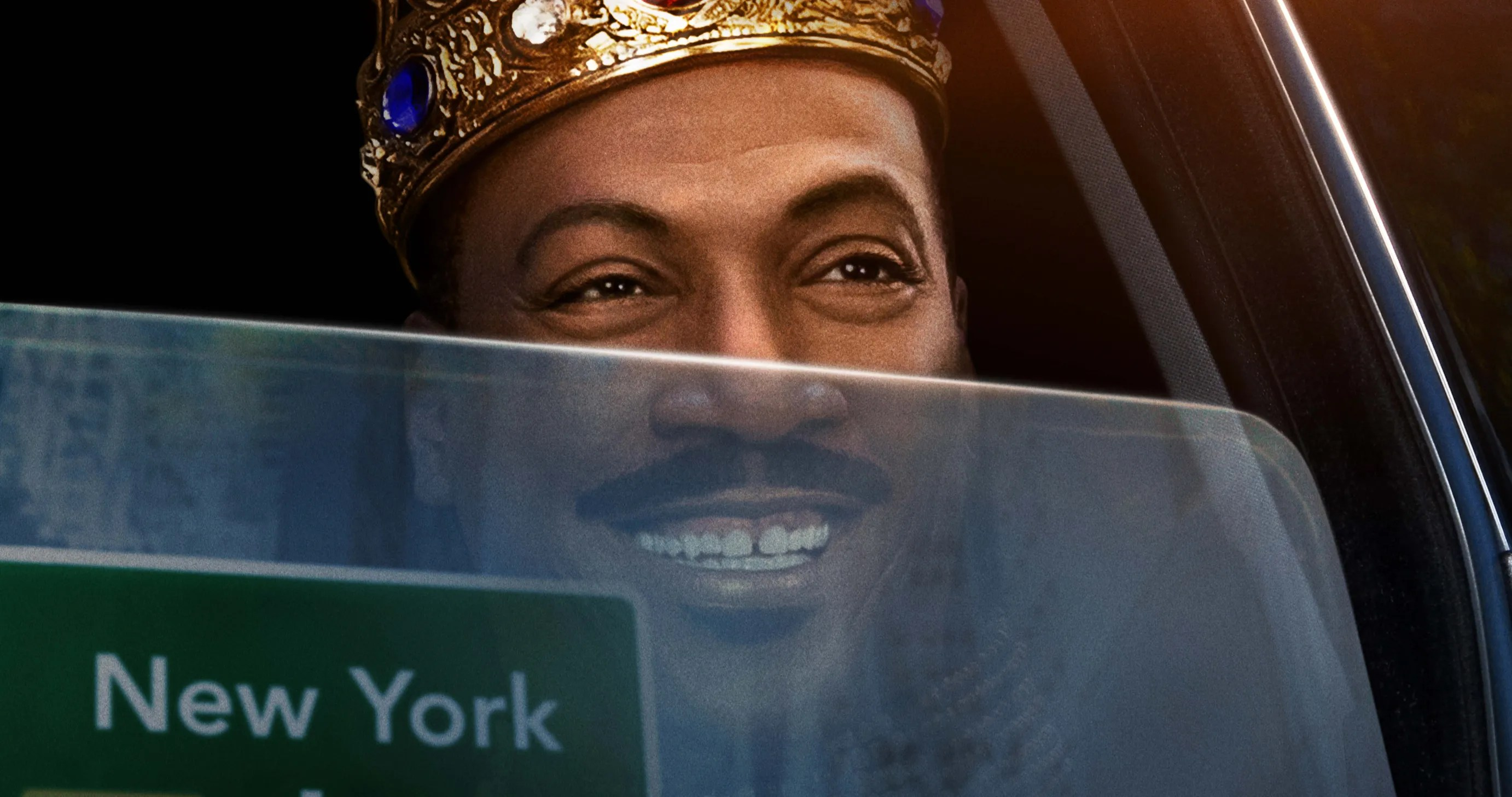 'Coming 2 America' Poster Brings Eddie Mruphy's King Akeem Back to New York