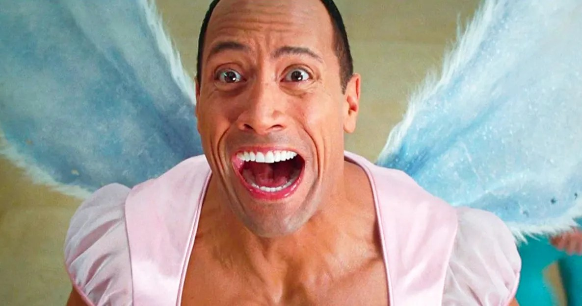 The Rock Reacts to 'Most Likeable Person in the World' Label