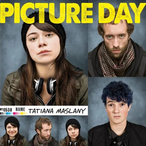 EXCLUSIVE Picture Day DVD Cover Art