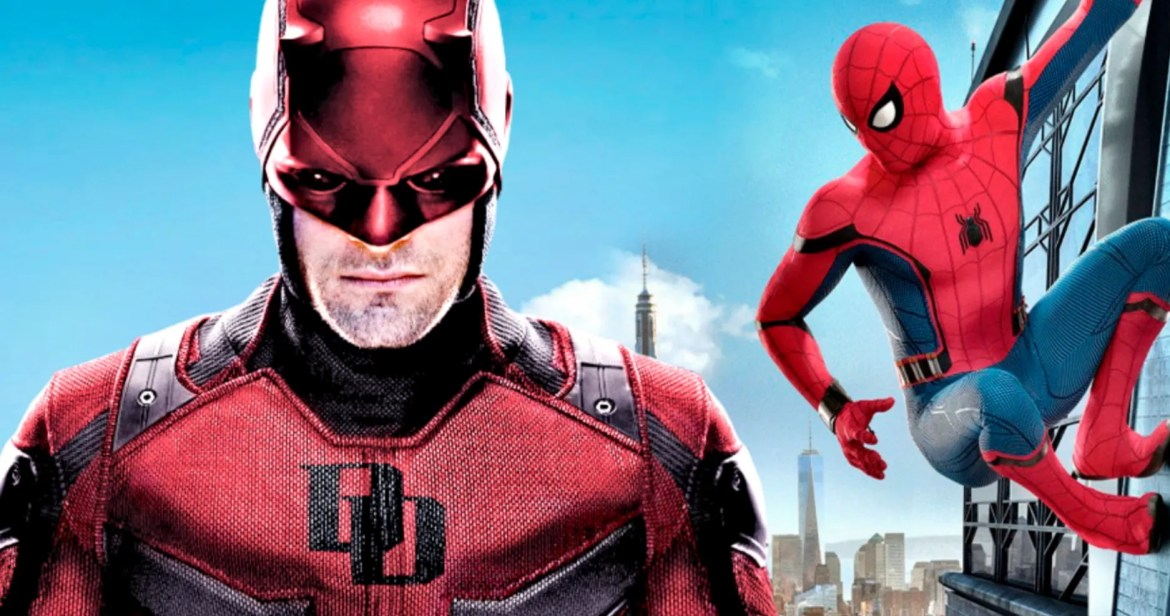 Spider-Man 3 May Bring Back Charlie Cox as Daredevil Teases Kevin Smith