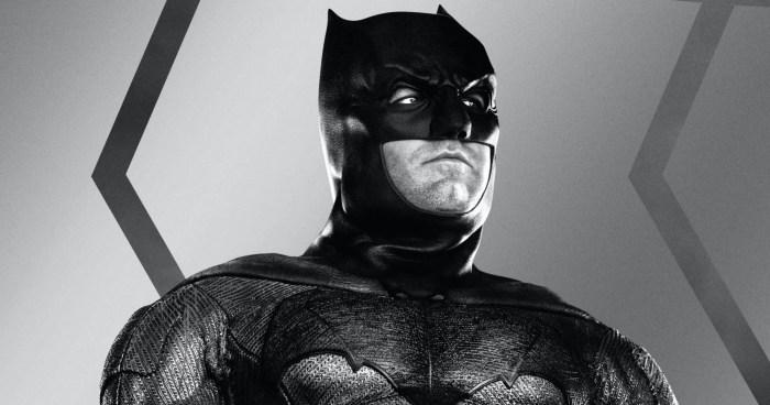 Batman Bangkit dalam Teaser & Poster Snyder Cut Baru Menampilkan Ben Affleck