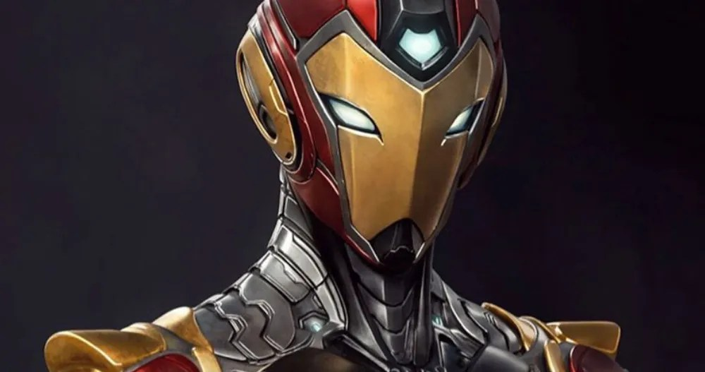 What Ironheart Looks Like in the MCU as Imagined by 'God of War' Art Director