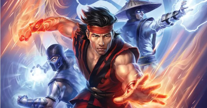 Mortal Kombat Legends Battle Of The Realms Trailer asiafirstnews