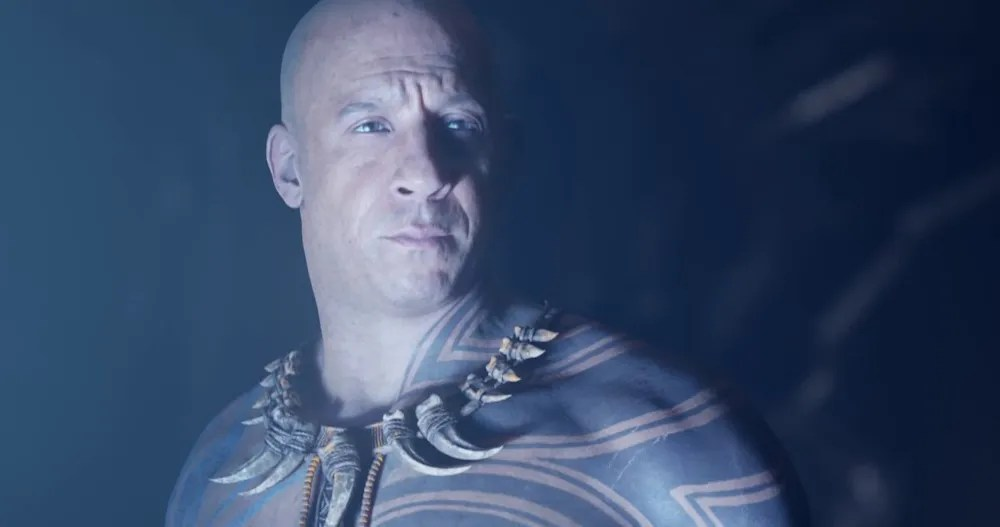 Vin Diesel to Produce and Star in 'Ark II' Video Game and Animated Series