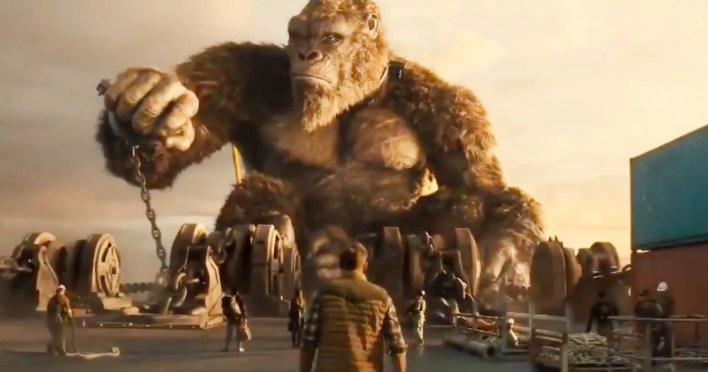 Godzilla Vs Kong Japanese Trailer Human Villain - scoailly keeda