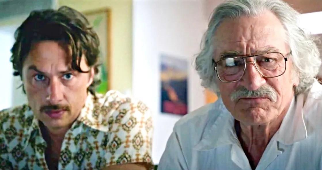 The Comeback Trail Trailer Teams Robert De Niro Zach Braff As Shady Movie Producers Hindustan Pin Infotainment