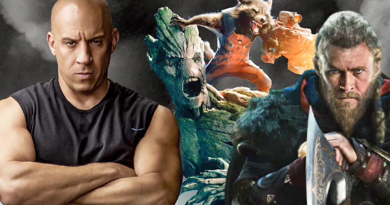 Is Vin Diesel the Latest Guardian to Join 'Thor: Love and Thunder'?