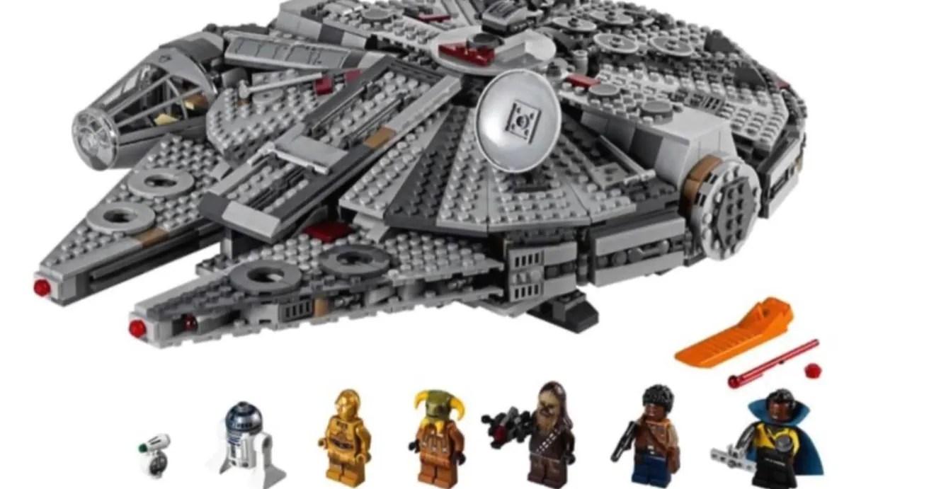Rise Of Skywalker Lego Sets Show Off Updated Millennium