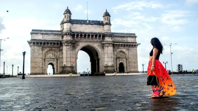 YEH HAI BOMBAY MERI JAAN'- IF IT IS TO BE, IT IS UP TO ME