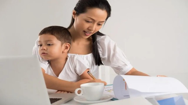 Child support for working parents is no child's play
