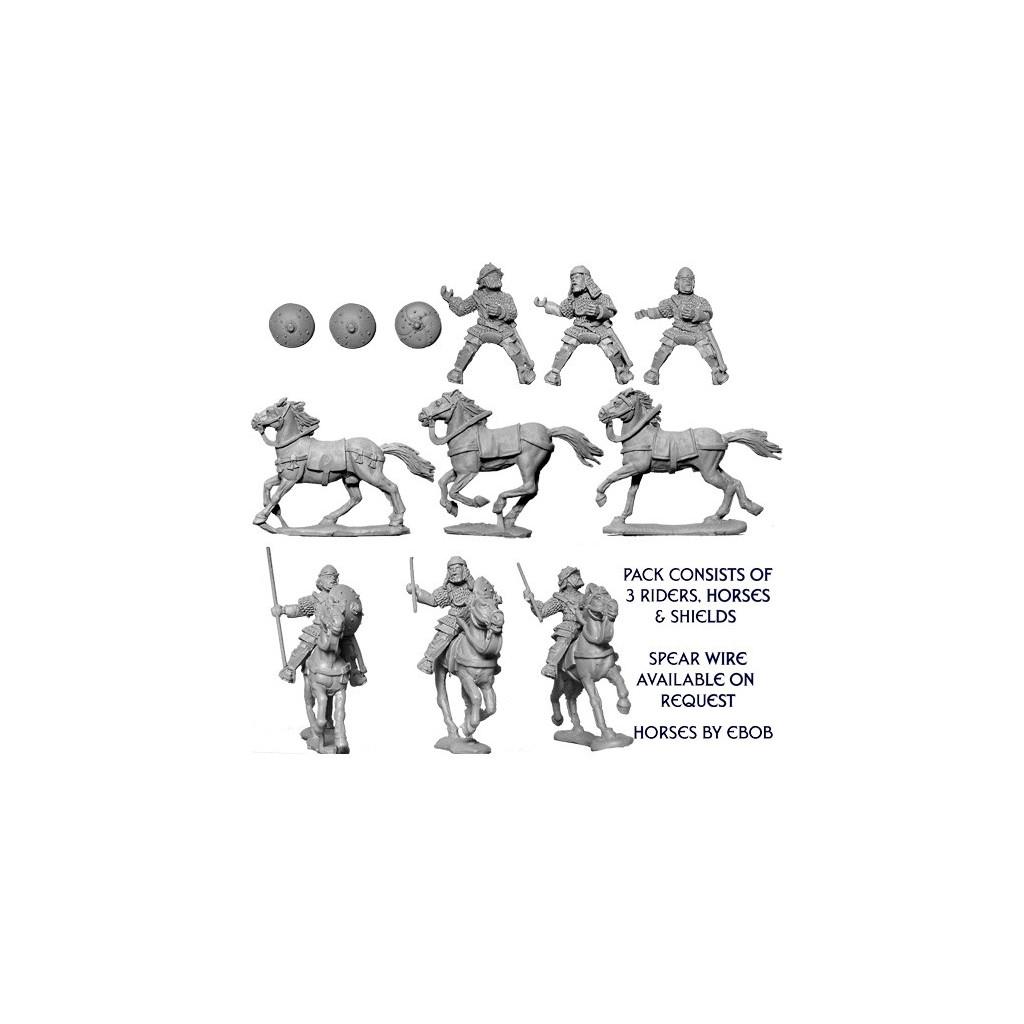 Carolingian Armoured Cavalry I