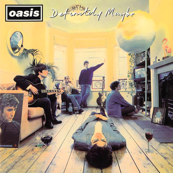 Image result for oasis definitely maybe album