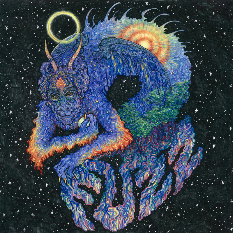 Image result for fuzz album cover