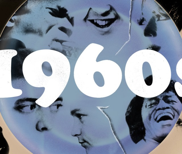The 200 Best Albums Of The 1960s