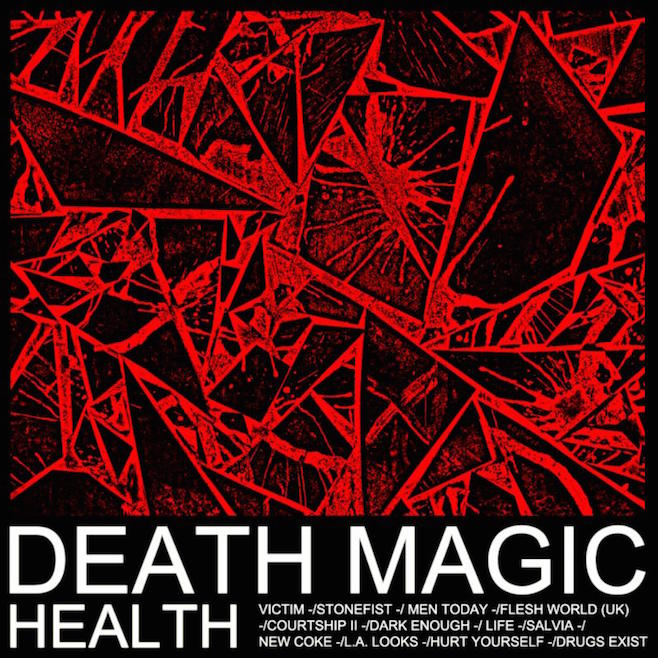 HEALTH Herald New Album Death Magic With Disgusting