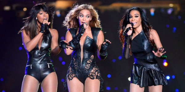 Watch Beyoncé Reunite With Destiny's Child in New # ...