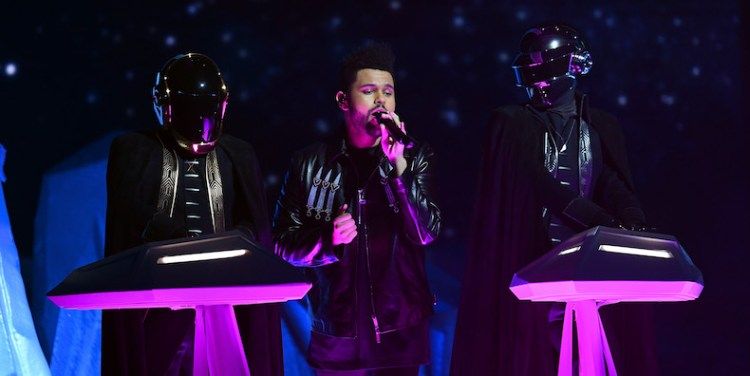 Watch This: Daft Punk Make Their Live Comeback With The Weeknd At The 2017 Grammys