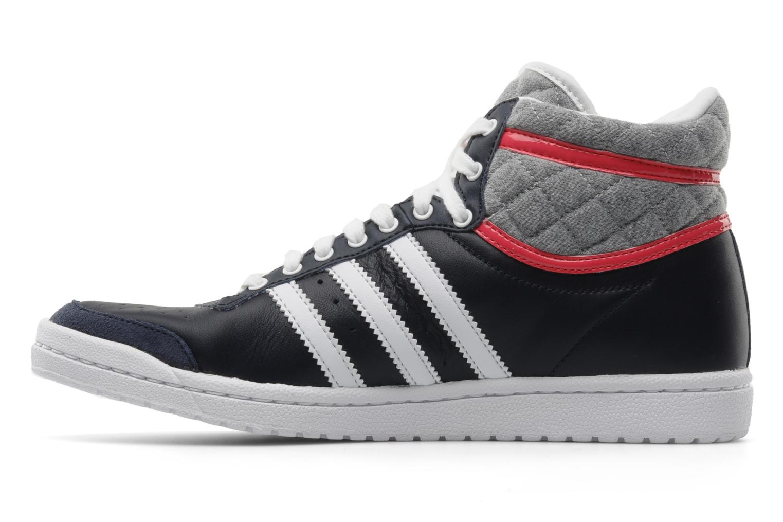 Adidas Chaussures: Basket Femme Adidas Top Ten Hi Sleek ...